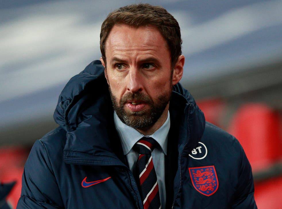 <p>Manager Gareth Southgate wants his side to be ruthless against San Marino</p>