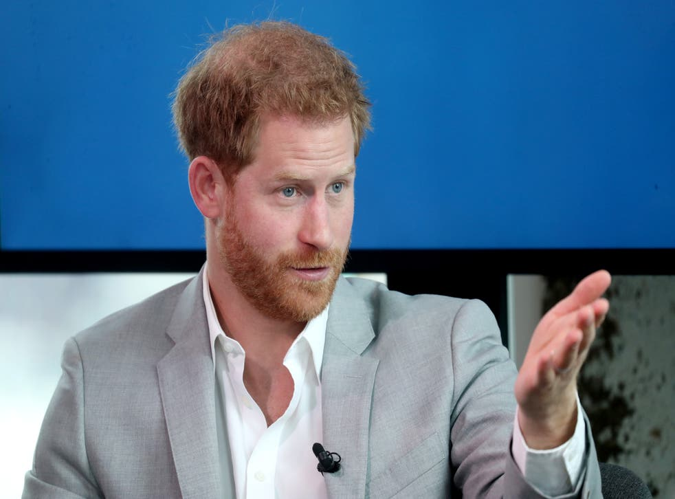 Prince Harry joins new commission on misinformation