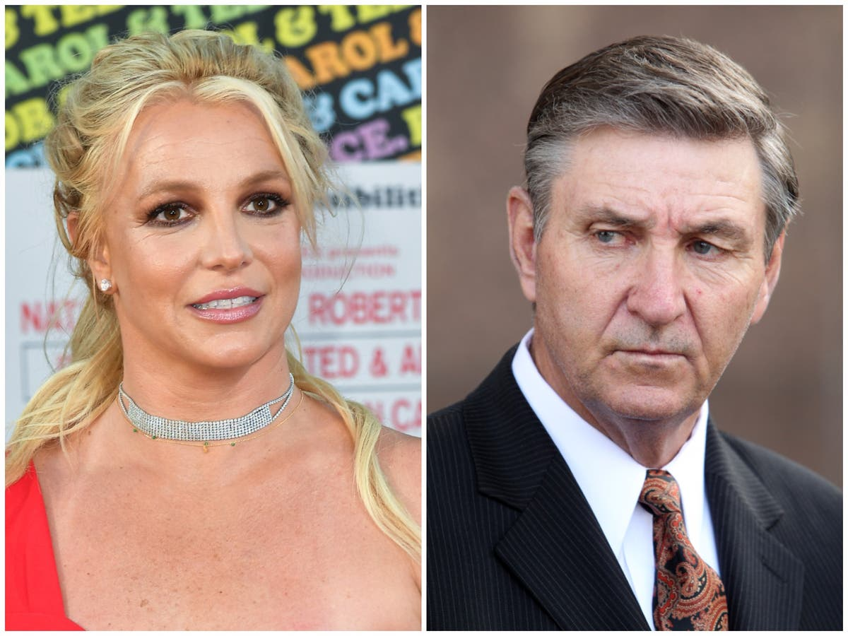 Britney Spears Asks Court to Permanently End  Father's Control Over Her Affairs