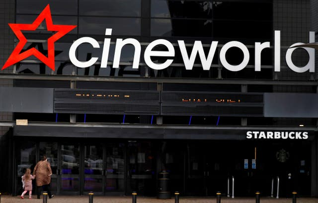 <p>Many of the group's 767 cinemas have been shut since last March </p>