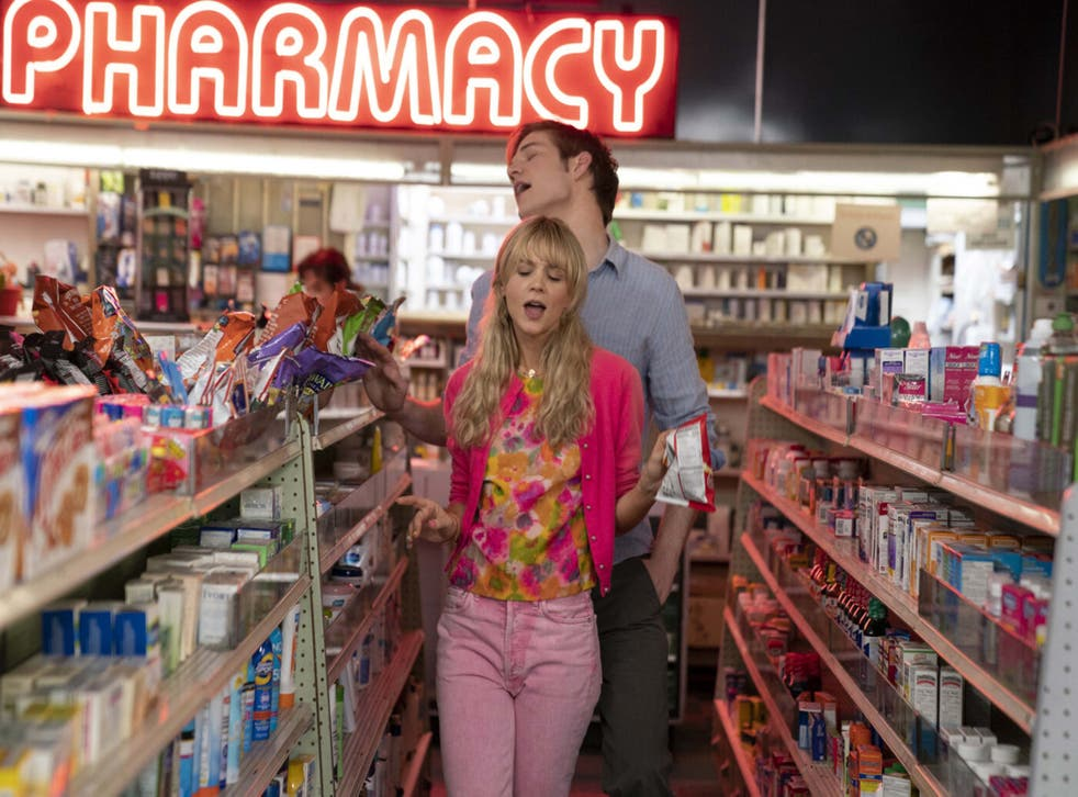<p>Carey Mulligan and Bo Burnham in Promising Young Woman</p>
