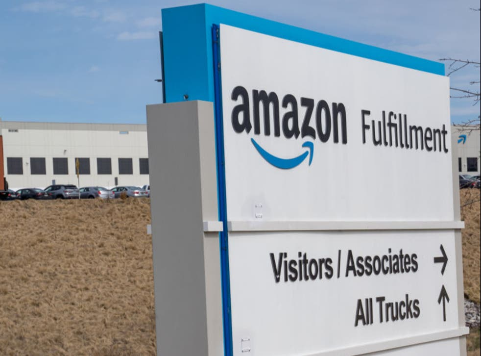 <p>Amazon has long been criticised for its treatment of warehouse staff</p>