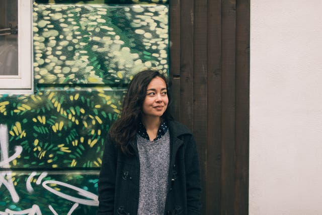 <p>Naomi Ishiguro: 'My existence in this country has undeniably felt more precarious in the past decade'</p>