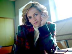 Publican nueva imagen de Kristen Stewart como la princesa Diana en la película biográfica Spencer