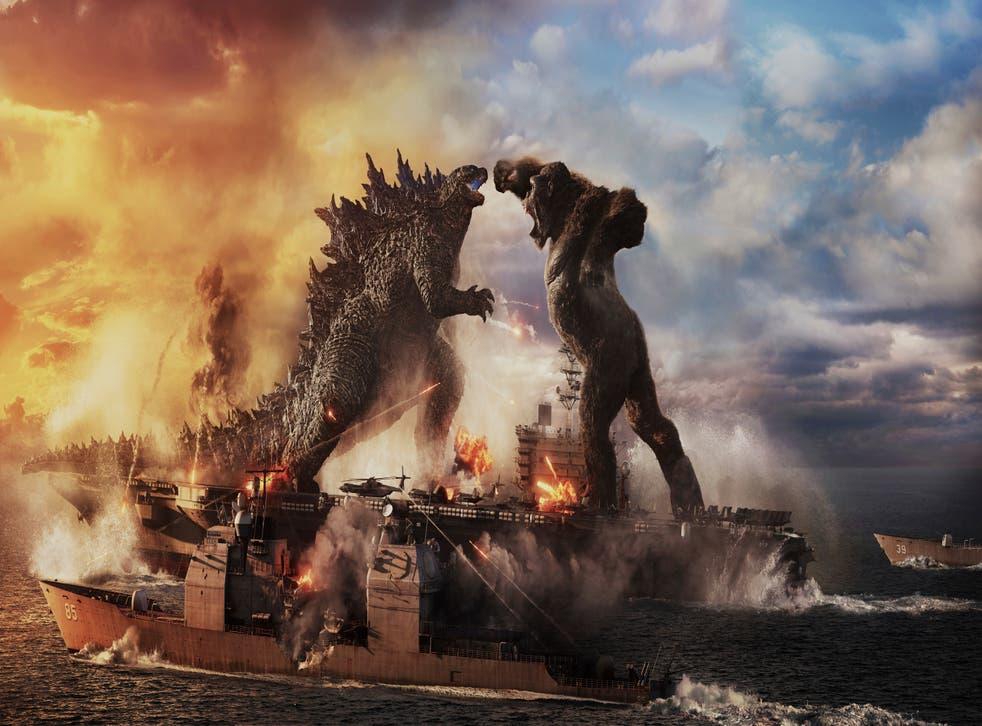 """<p>File image: """"Godzilla vs. Kong""""</p>"""