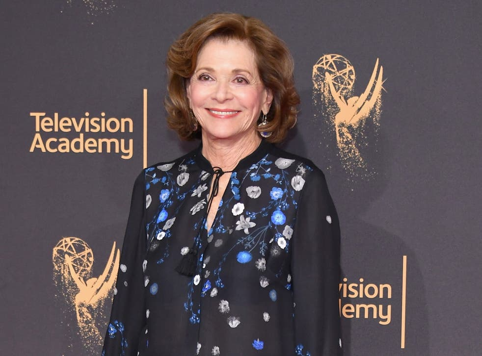 Jessica Walter at the Creative Arts Emmy Awards on 9 September 2017 in Los Angeles, California