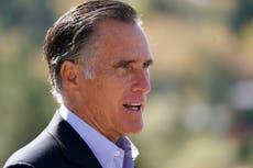 """Activista de control de armas que perdió a su hija en un tiroteo en la escuela critica a Romney por quejarse de que """"Biden no es bipartidista'"""