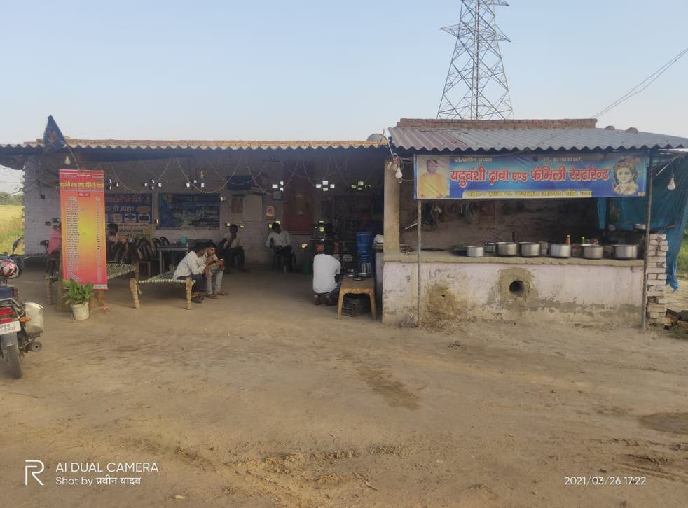 <p>The <em>dhaba</em> (canteen-style restaurant) owner was falsely accused of smuggling illicit liquor and drugs</p>