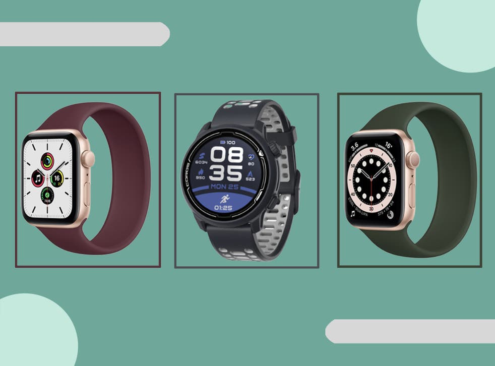 <p>These devices all contain both a GPS tracker and a heart-rate monitor</p>
