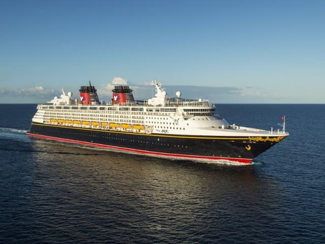 Cruises will take place onboard Disney Magic