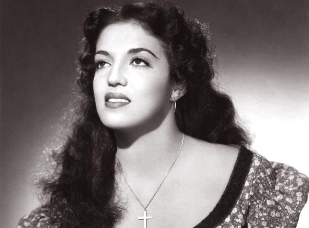 <p>Jurado García se convirtió en la primera latinoamericana en ganar un Golden Globe al hacerlo en 1953</p>
