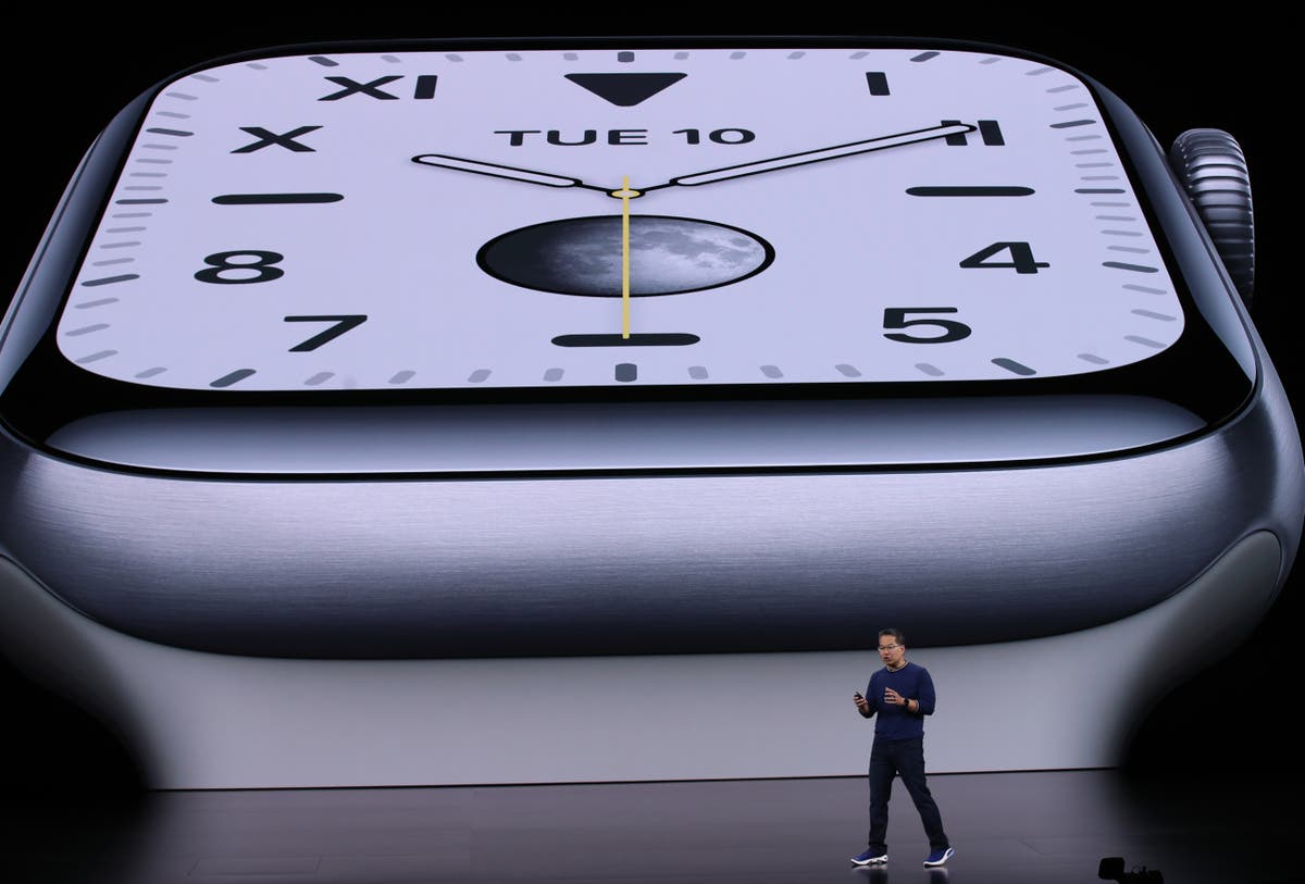 When is the Apple event today in UK time?