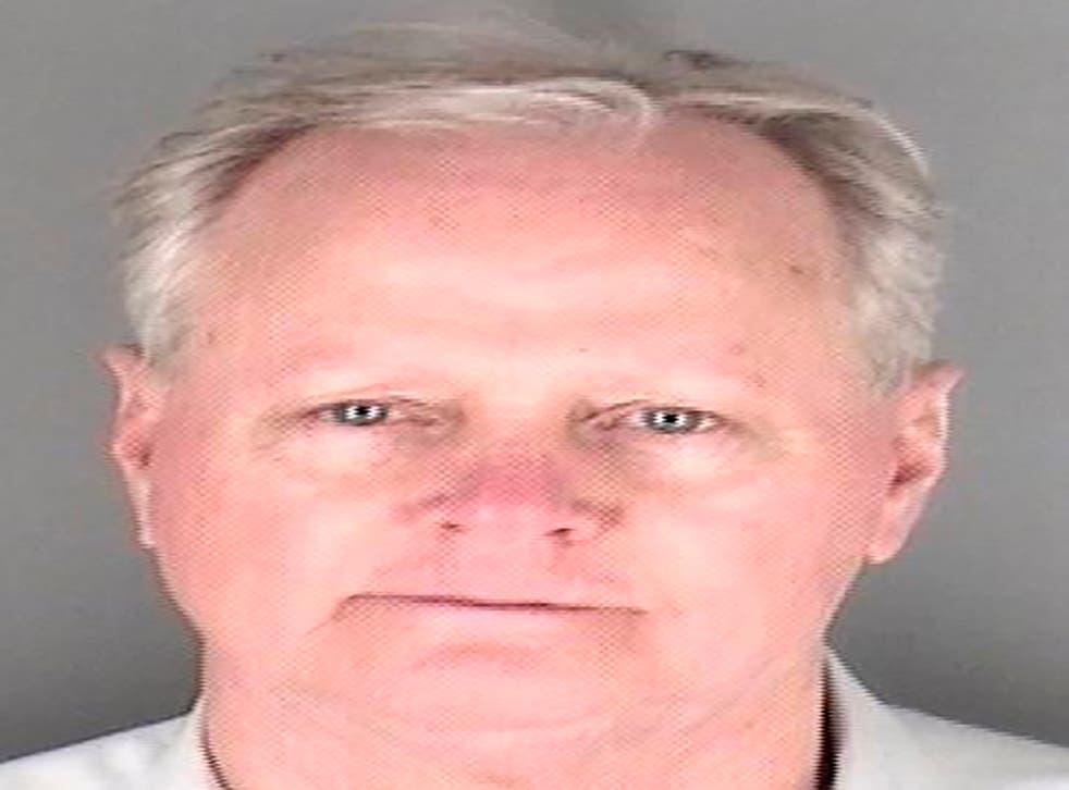 Senate Majority Leader Arrest