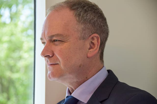 <p>Gallagher oversees a number of operations for the Met as head of Central Specialist Crime</p>