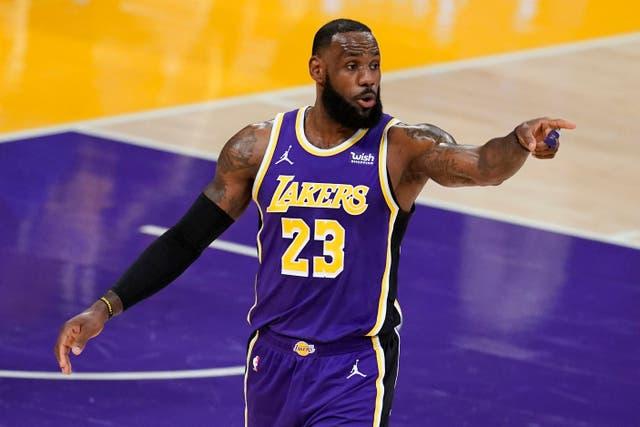 Hornets Lakers Basketball
