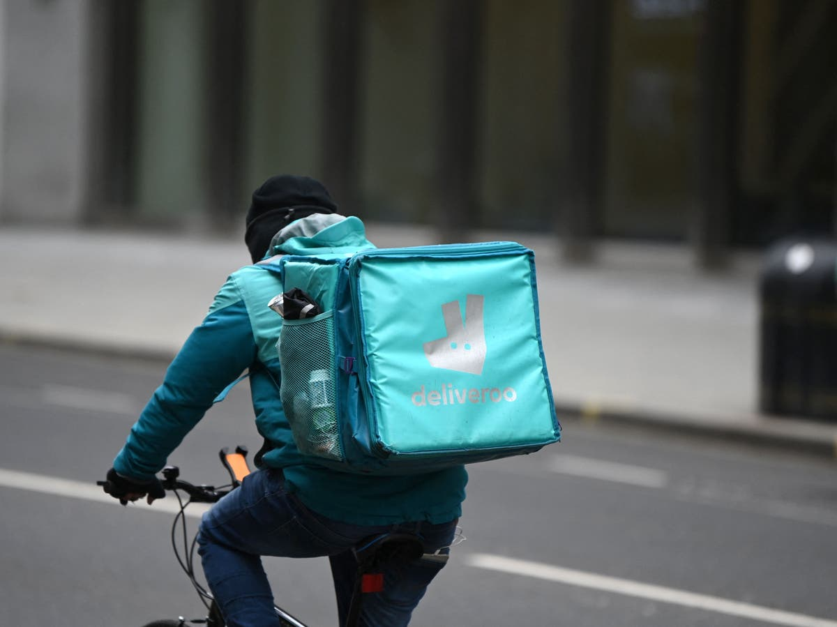 Deliveroo orders double in latest lockdown but company warns sales boom won't last