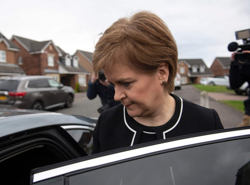 <p>Nicola Sturgeon's feud with Alex Salmond has drawn attention to the different electoral systems in the UK</p>
