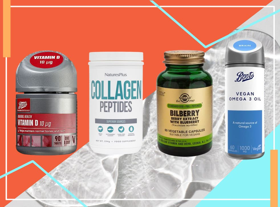 What supplements should I take? An expert buying guide   The Independent