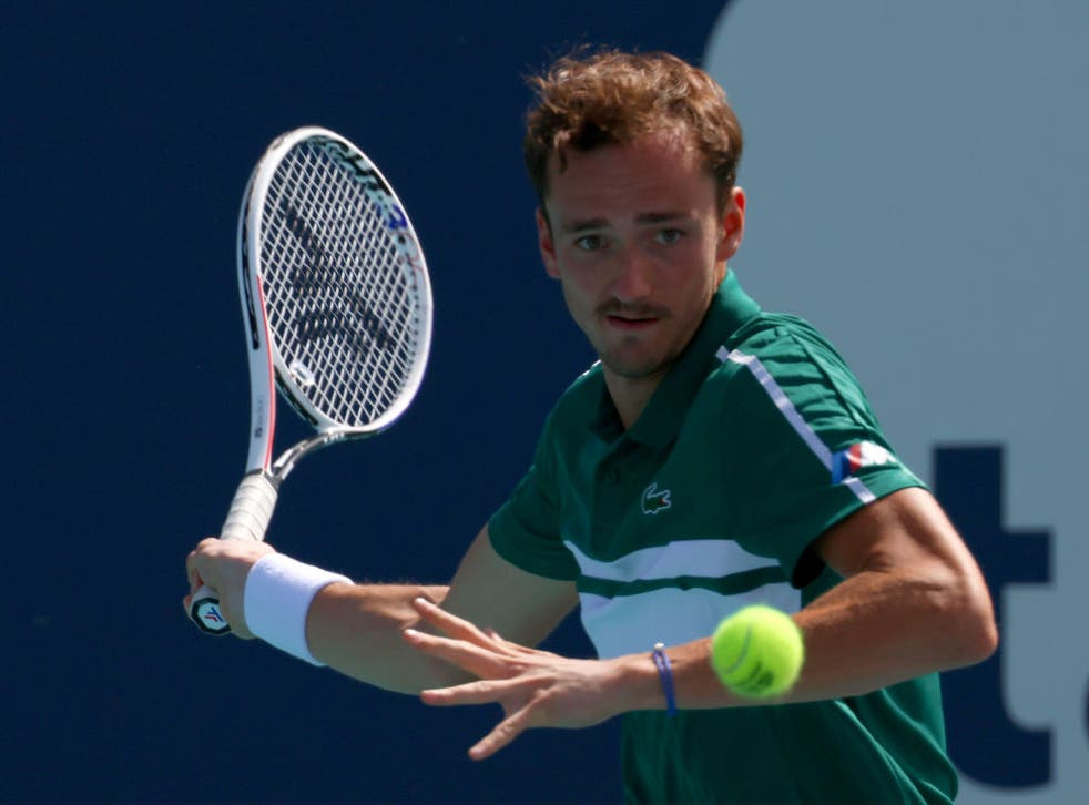 <p>The top seed is into the fourth round</p>