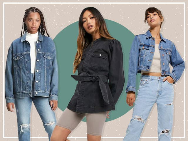 <p>When looking for the right one, we've taken into account fit - cropped, straight or oversized - and pockets, for functionality and style purposes.</p>
