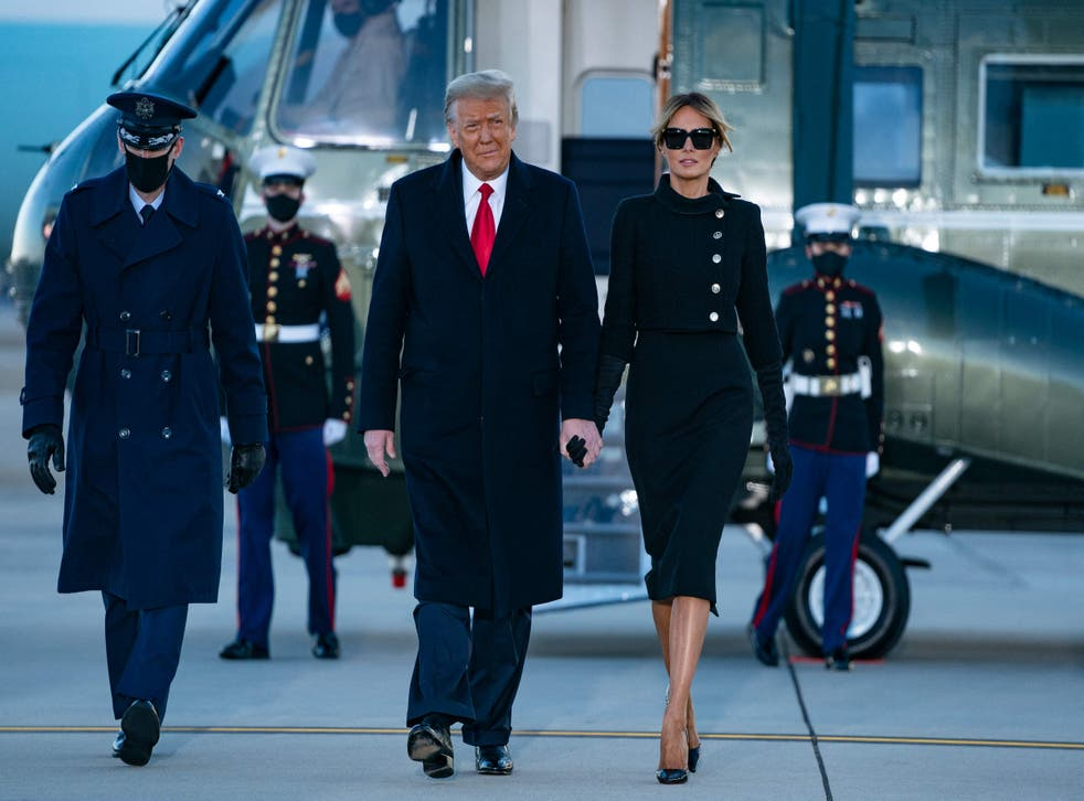 <p>Donald Trump established an office in Florida within a week of leaving the White House</p>