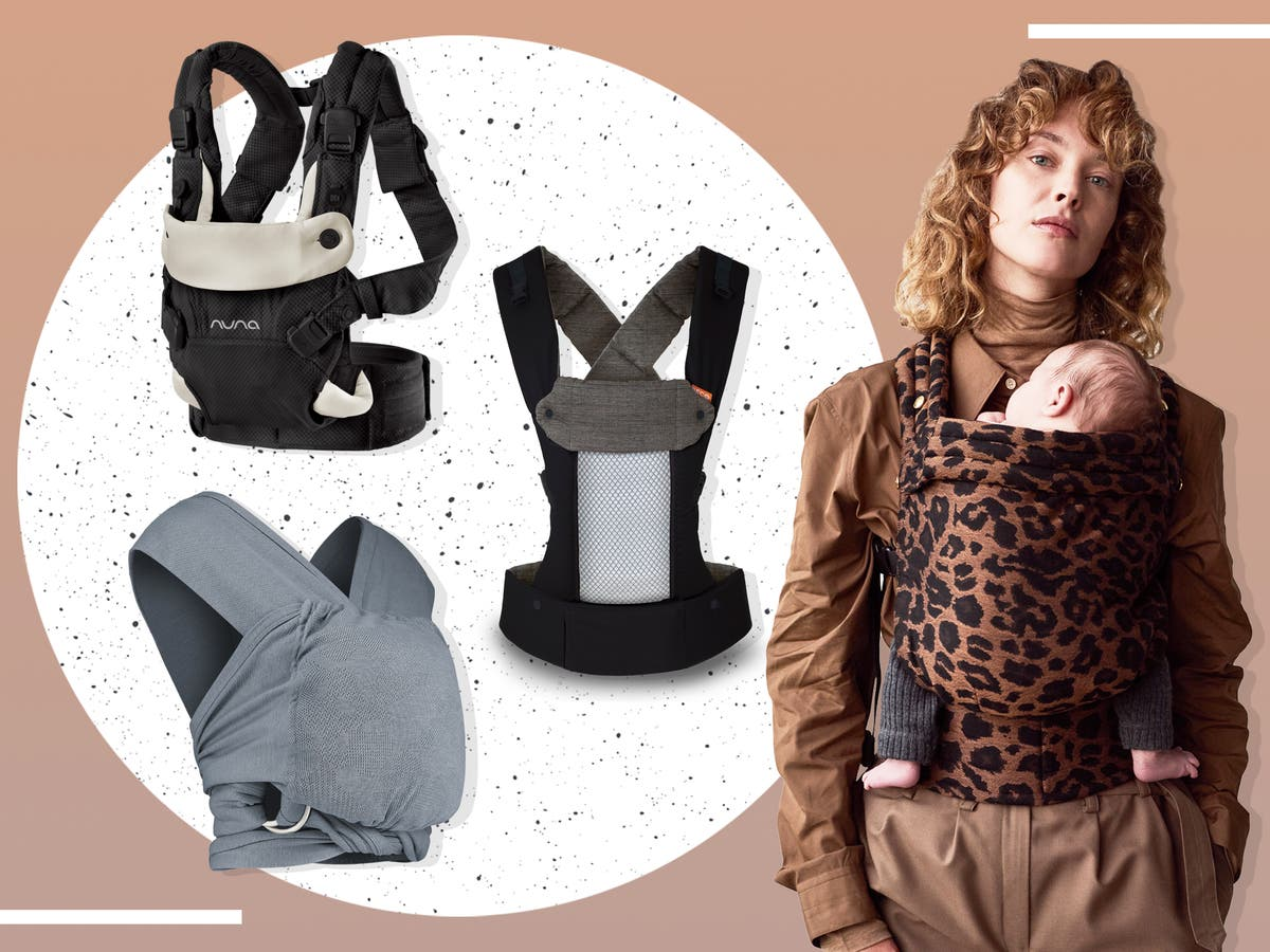 11 best baby carriers that are comfy and safe for your little bundle