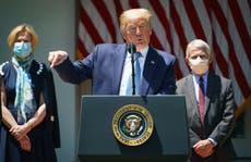 Donald Trump podría ser interrogado bajo juramento por el caso de difamación presentado por Summer Zervos