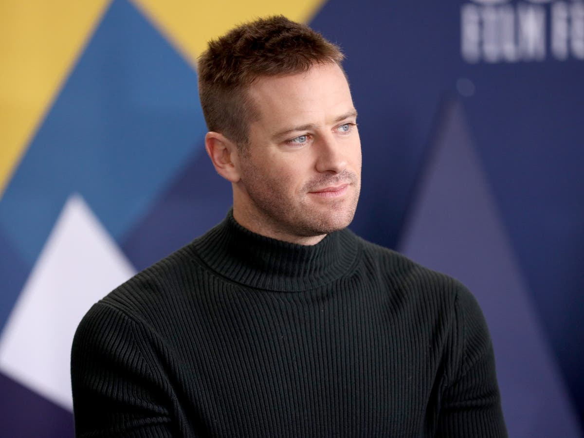 Armie Hammer dropped from Billion Dollar Spy following sexual assault allegations, reports claim