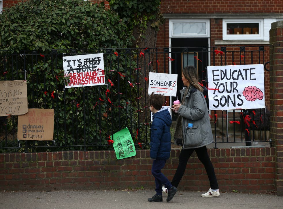 <p>When did these schools become single-sex?</p>