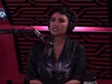 """Demi Lovato confiesa que le dijeron que """"no estaba lo suficientemente enferma"""" para ser tratada por trastorno alimenticio"""