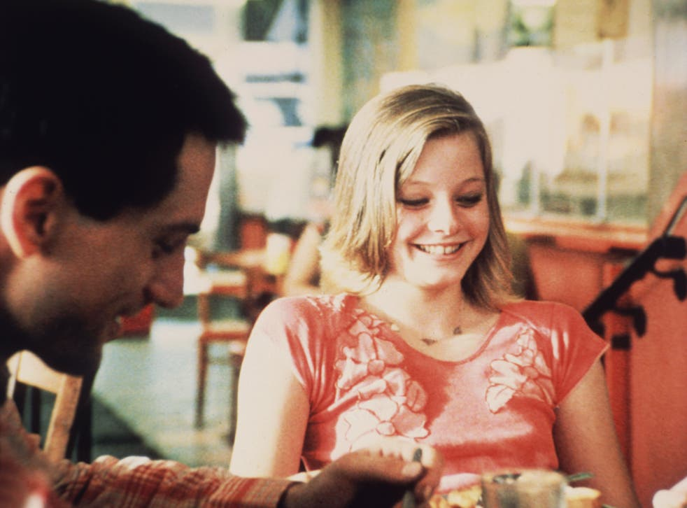 <p>Jodie Foster in 1976's 'Taxi Driver'</p>