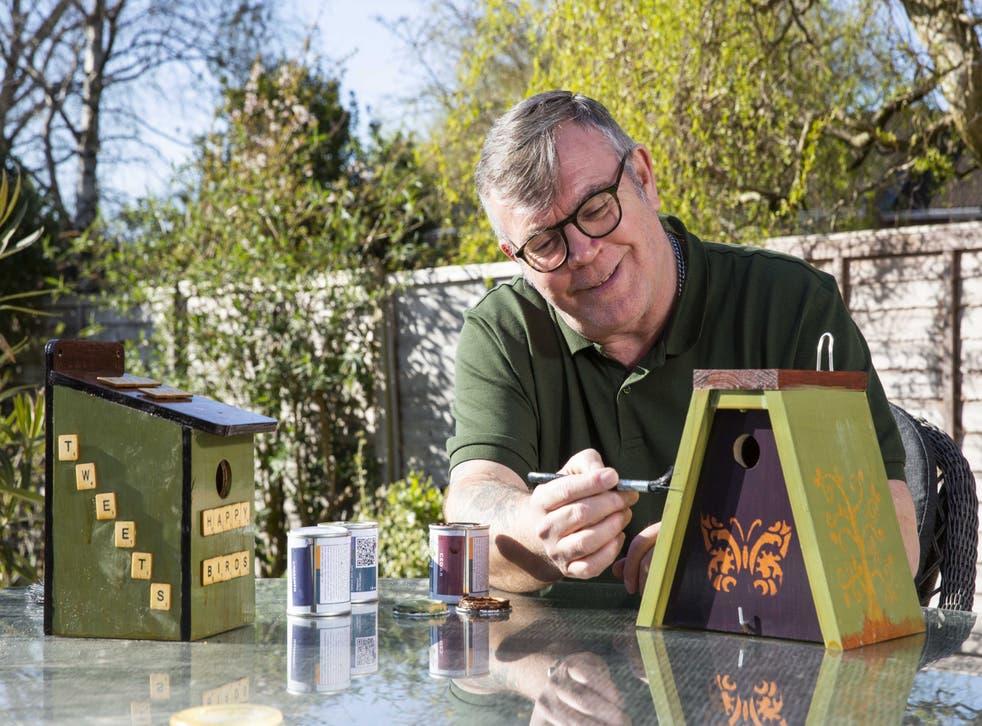 Lottery winners set up bird boxes
