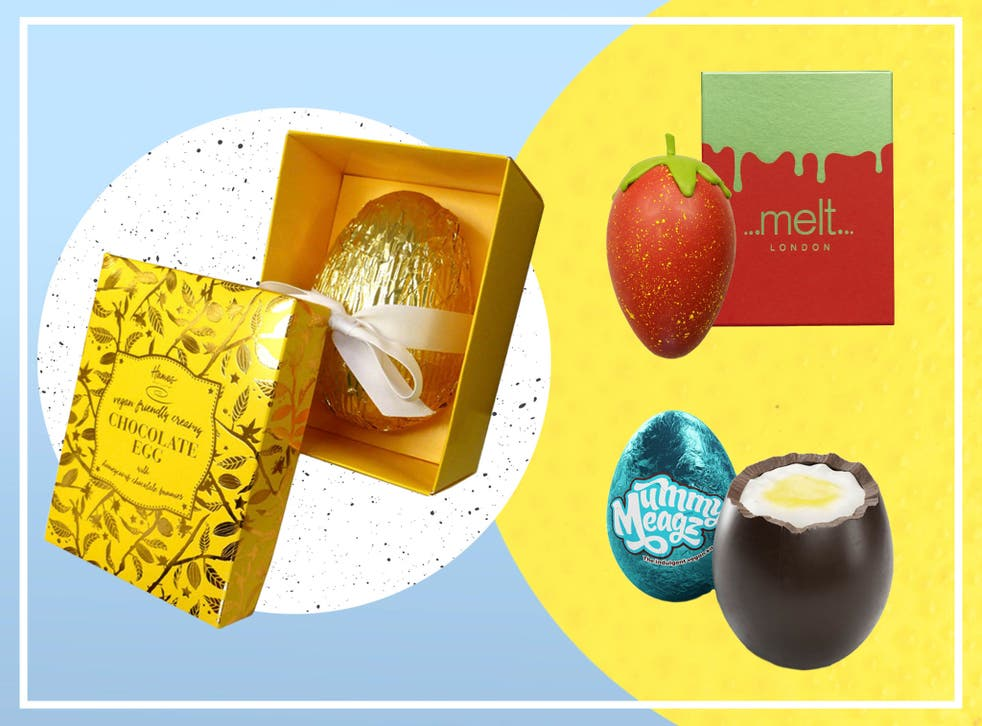 Whether you're lactose-intolerant or vegan, we've chomped our way through a range of dairy-free eggs to find you the best of the bunch