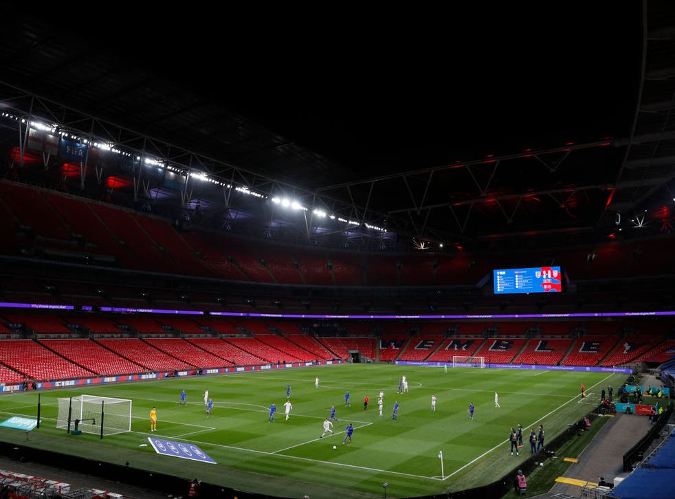 <p>Wembley Stadium will host the semi-finals and final of the tournament</p>