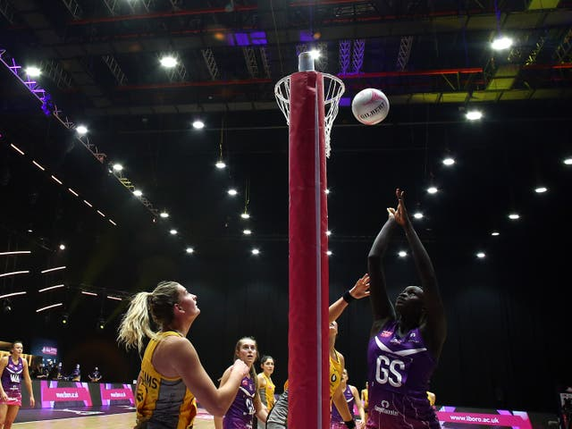<p>It was another thrilling round in the Vitality Superleague</p>