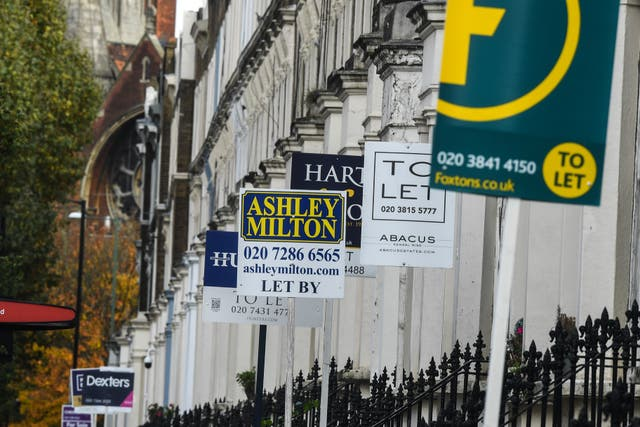 <p>Landlords in England can go ahead with evictions after the hiatus</p>
