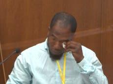 """Juicio de Derek Chauvin: Testigo dijo durante su declaración que lo que presenció fue un """"asesinato"""""""