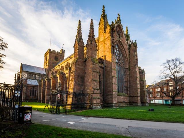 <p>Carlisle Cathedral</p>