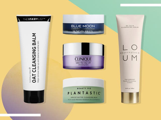 <p>Rich in texture, with an oil-based formula, these solid balms are designed to break down all types of make-up, SPF and sweat from the day</p>