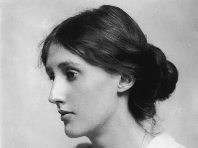 <p>English novelist and critic Virginia Woolf (1882 - 1941), in 1902</p>
