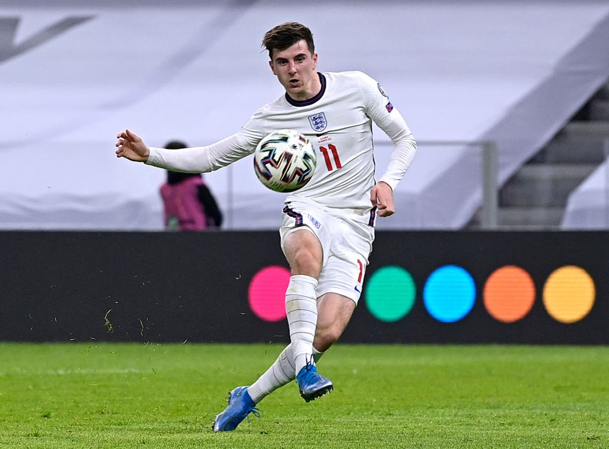 Gareth Southgate plays down Mason Mount injury fears ahead of Poland clash