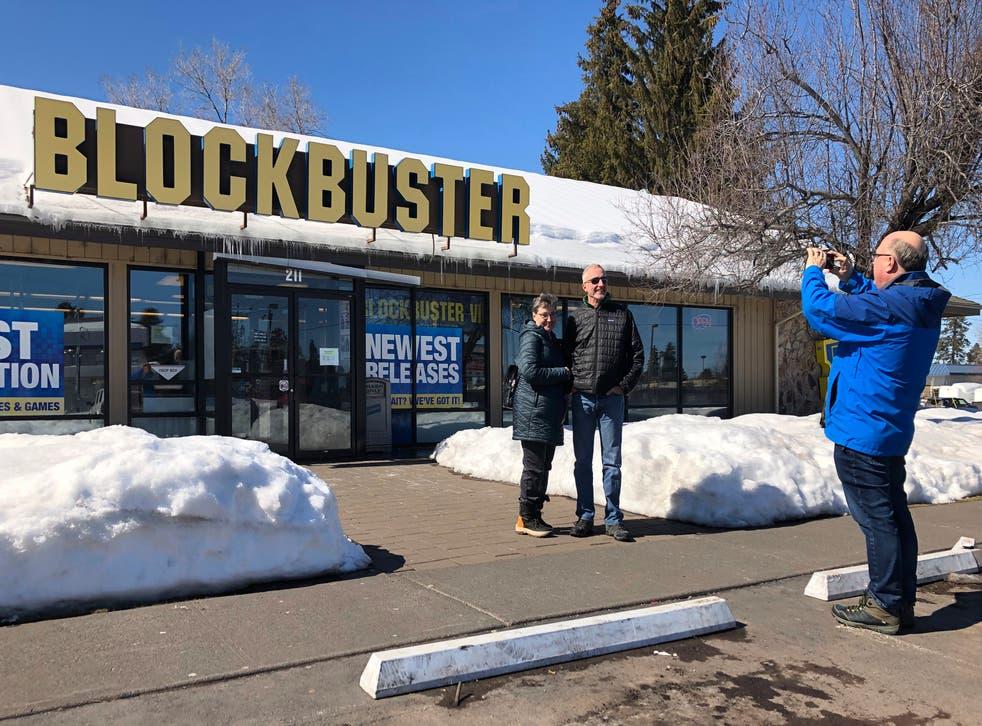 Last Blockbuster