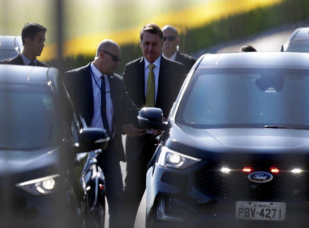 BRASIL-CAMBIOS GABINETE