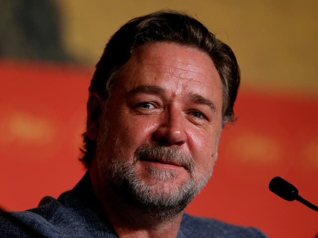 <p>Russell Crowe is joining the MCU</p>
