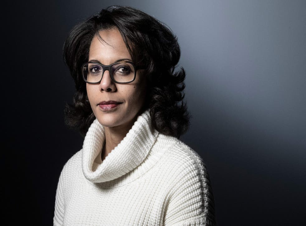 """<p>Audrey Pulvar, a Black French politician came under fire for saying that white people should """"keep quiet"""" if allowed into a meeting of people of colour discussing racism</p>"""