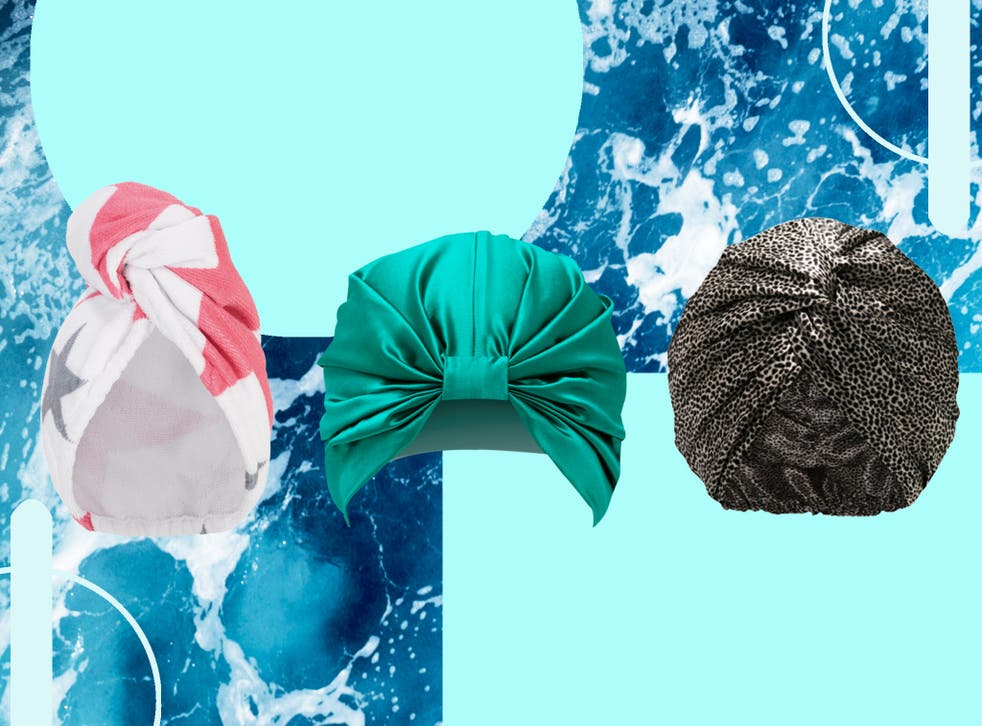 <p>Hair wraps are also said to help with post-partum hair loss and thinning</p>