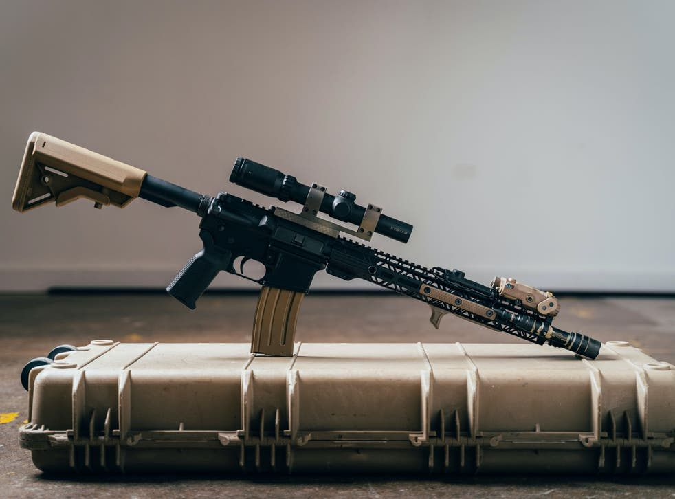 <p>Frighteningly, rifle raffles are not uncommon in the US</p>
