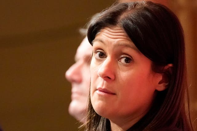 Lisa Nandy, shadow foreign secretary and MP for Wigan