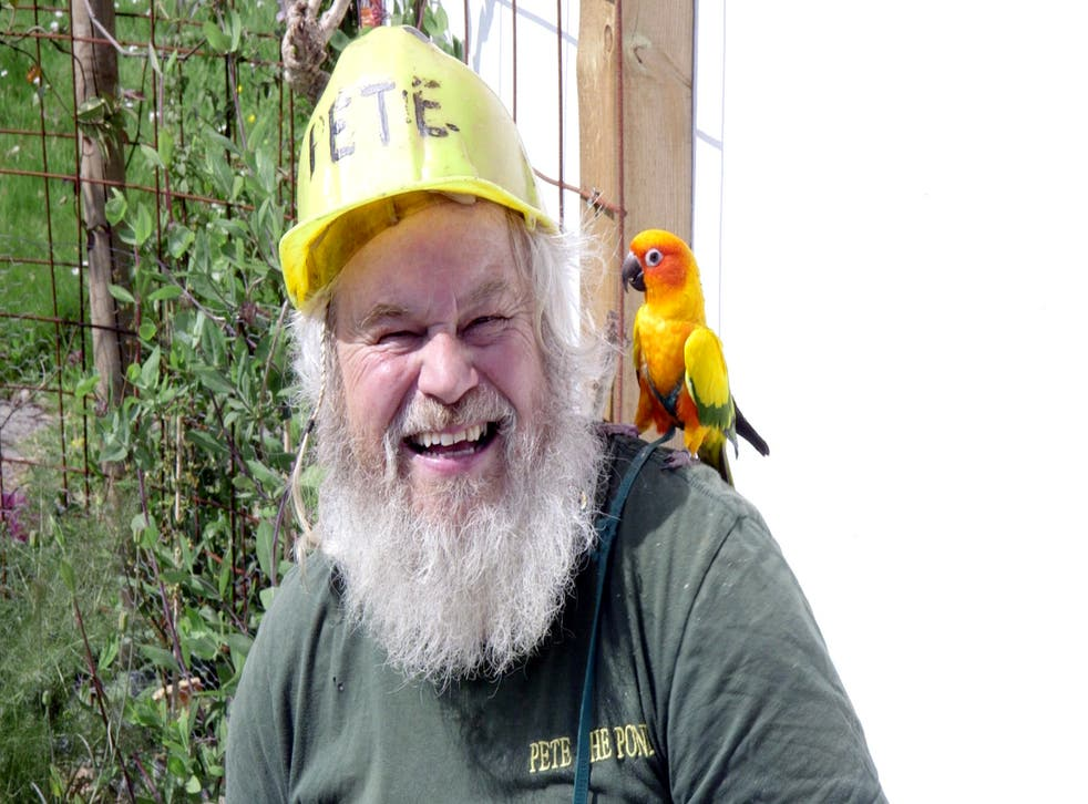 <p>Birchall is on a mission to stop the decline of animal and plant species</p>