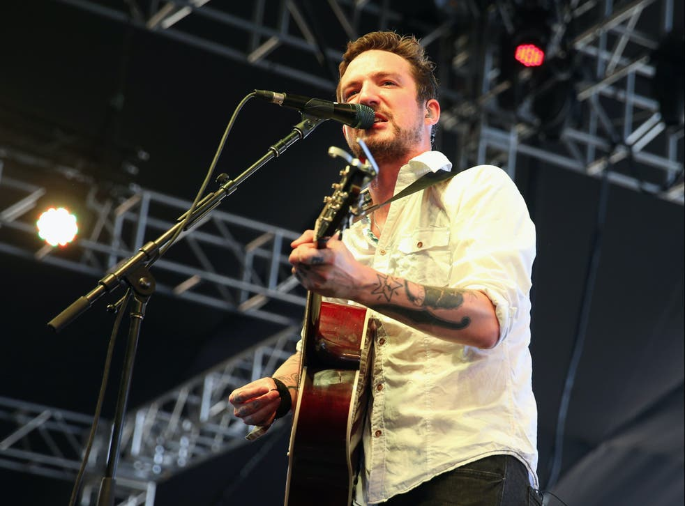 <p>Breaking the taboos: Frank Turner is a vocal campaigner for mental health in the music industry</p>